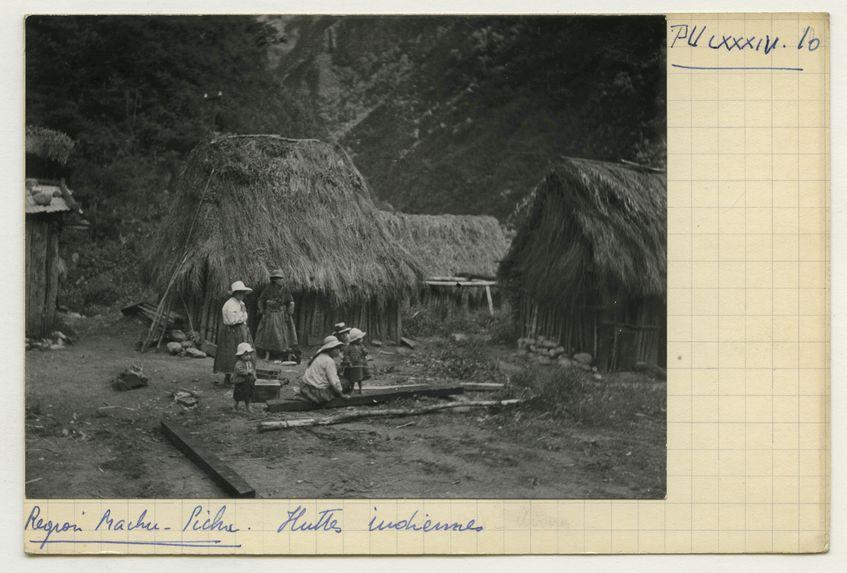 Région Machu Picchu