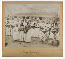 Indiens Cahitas-Yaquis