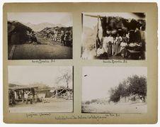 Habitations des Indiens Cahitas Yaquis