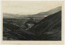 Montagne du Tali Fou (Yunnan-Chine)