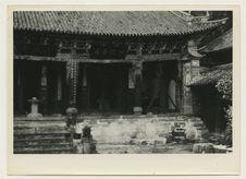 Temple dans les environs de Tali-Fou