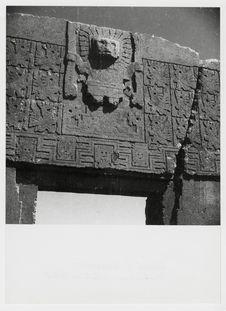 Tiahuanaco, porte du Soleil