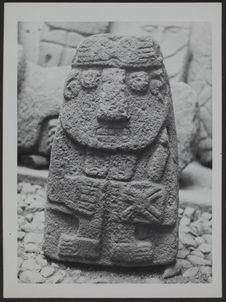 Musée Huaraz [monolithe anthropomorphe]
