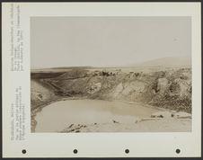 Vue de la partie médiane du Mound Akapana (excavation de l'époque espagnole)