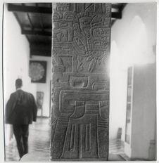 Objets. Chavin, Callejon de Huaylas. Sculptures Museo Nacional Lima. Sechin...