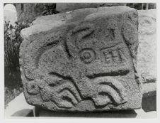 Bas-relief du Musée de Huaraz