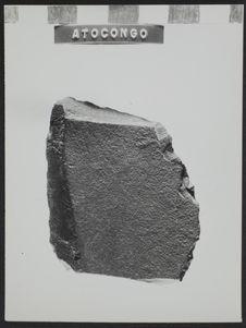 Atocongo, Lurin. Paléo-indien, outillage lithique