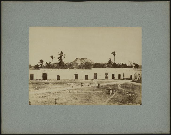 Grande pyramide à Izamal