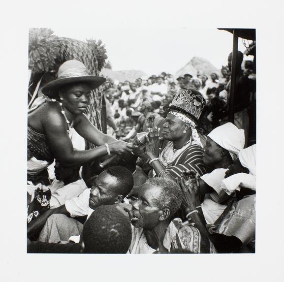 Grand prêtre de Ouidah