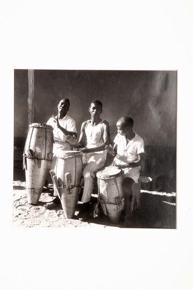 Trois tambours au Brésil [Candomblé]