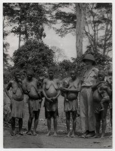 Membres de la mission Ogoué-Congo. Hartweg