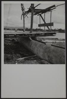 Bateau-Golfe Huon-Paysages-Villages-Maisons
