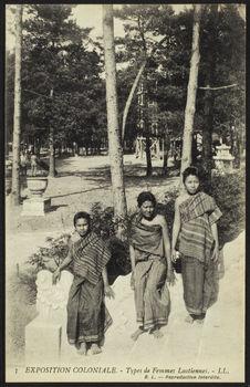 Types de Femmes Laotiennes