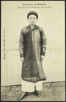 Nguyen-Van-Haï-Caï, vendeur
