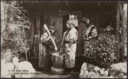 In Ainu Home
