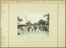 Côte des Somalis. Danse Somali