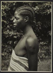 Type bété, Daloa, Côté d'Ivoire