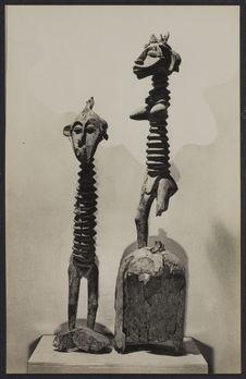 Sculptures cérémonielles