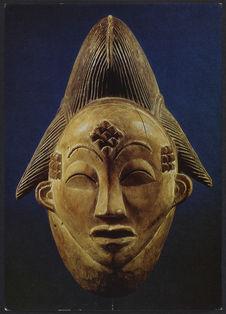 Masque à visage blanchi