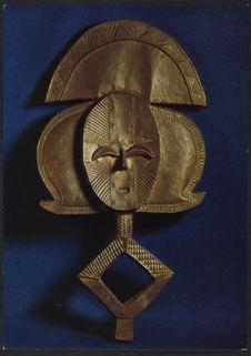 Figure de reliquaire mbulu-ngulu