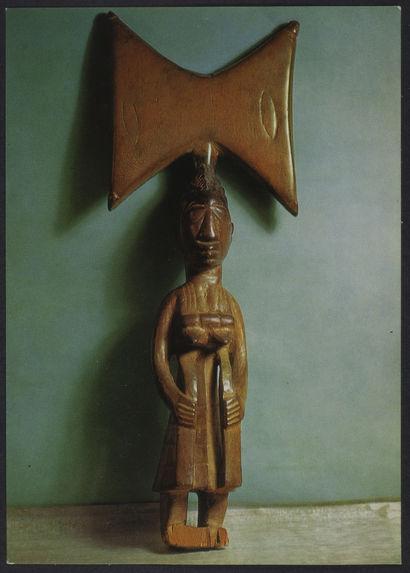 Figure en bois