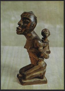 """Figure de """"Mère à l'enfant&quot"""