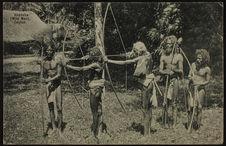 Veddahs (Wild Men)