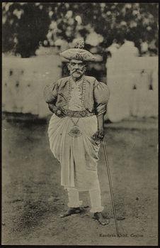 Kandyan Chief