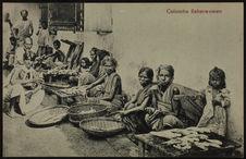 Colombo fisherwomen