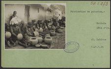 Fabrication de poteries