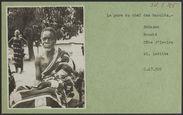 Le père du chef des baoulés