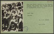 Chez les Kabré : initiation des Dkpenou-Seonde