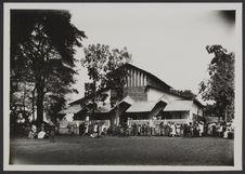 La mosquée, Foumban Cameroun