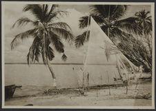Filet au sec, Segboroué, Ouidah, Dahomey