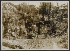 En route. Mission IFAN Dekeyser-Holas au Libéria en 1948