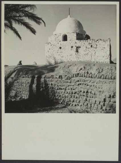 Un koubba à El Goléa