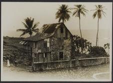 Mission IFAN Dekeyser-Holas au Libéria en 1948 [Construction à étages]