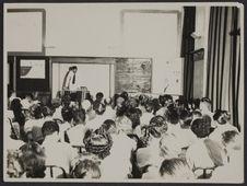 Conférence, salle de conférences IFAN