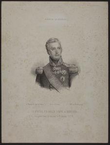 Le Général F. G. Bailly Comte de Monthion - Né à Saint-Denis (Ile Bourbon) le 27...