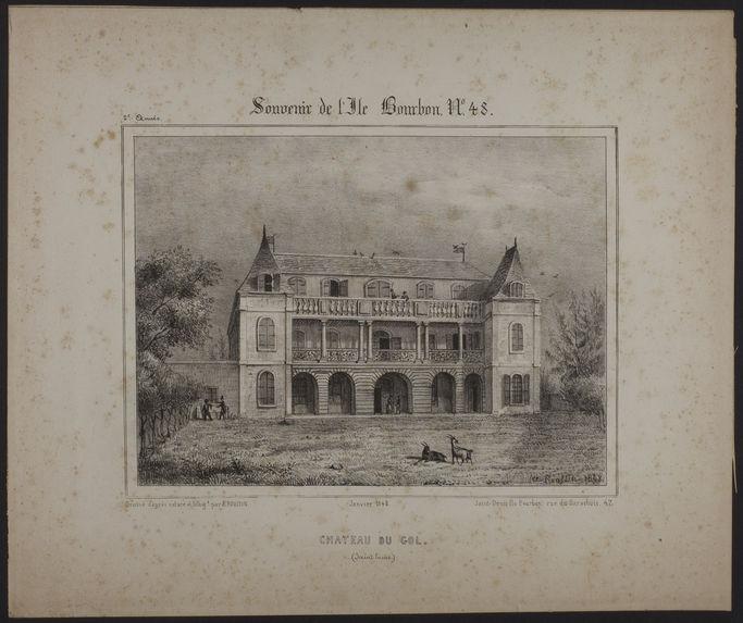Château du Gol (Saint Louis)
