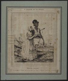 La Civilisation aux Iles Marquises. Madeleine civilisant
