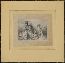 Femmes mauresques (de Constantine)