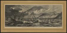 Colonies françaises. Le grand cyclone de Saint-Pierre-de-la-Martinique, le 9...
