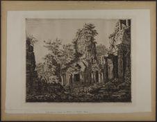 Le Soir dans les Ruines du Bayon - Angkor Thom