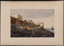 Pointe nord de Gorée