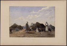 Bédouins près d'Oran
