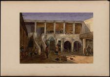Maison Dupuis à Gorée