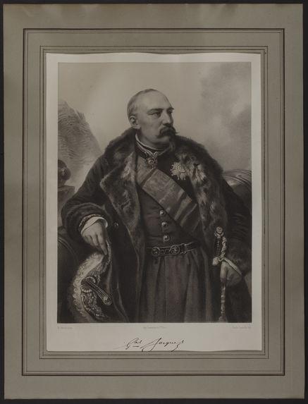 Le maréchal Bosquet (1810-1861)
