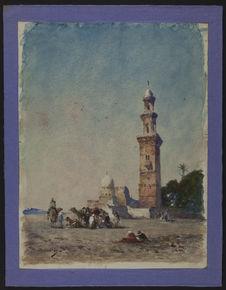 Sans titre [Mosquée arabe]