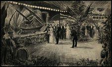 Sans titre [Réception au Caire en 1888]